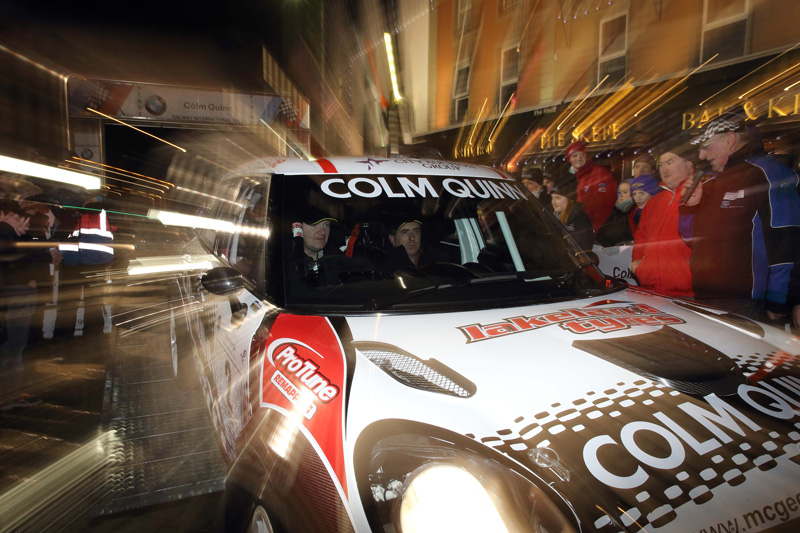 Galway Rally Official Press Release